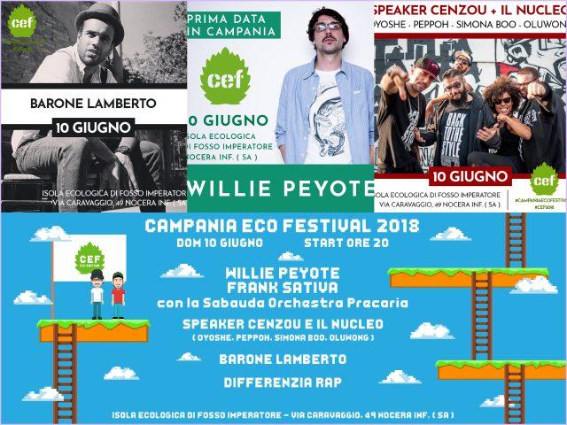 Campania Ecofestival 2018