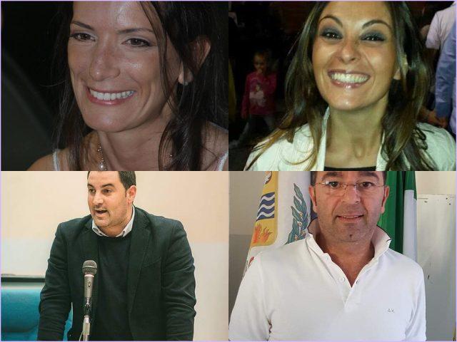 Giovanna Albano-Anna Senatore-Carmine Busillo-Emilio Masala