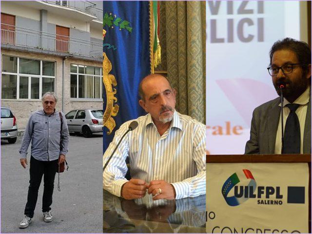 Pasquale Addesso- Pietro Antonacchio- Lorenzo Conte