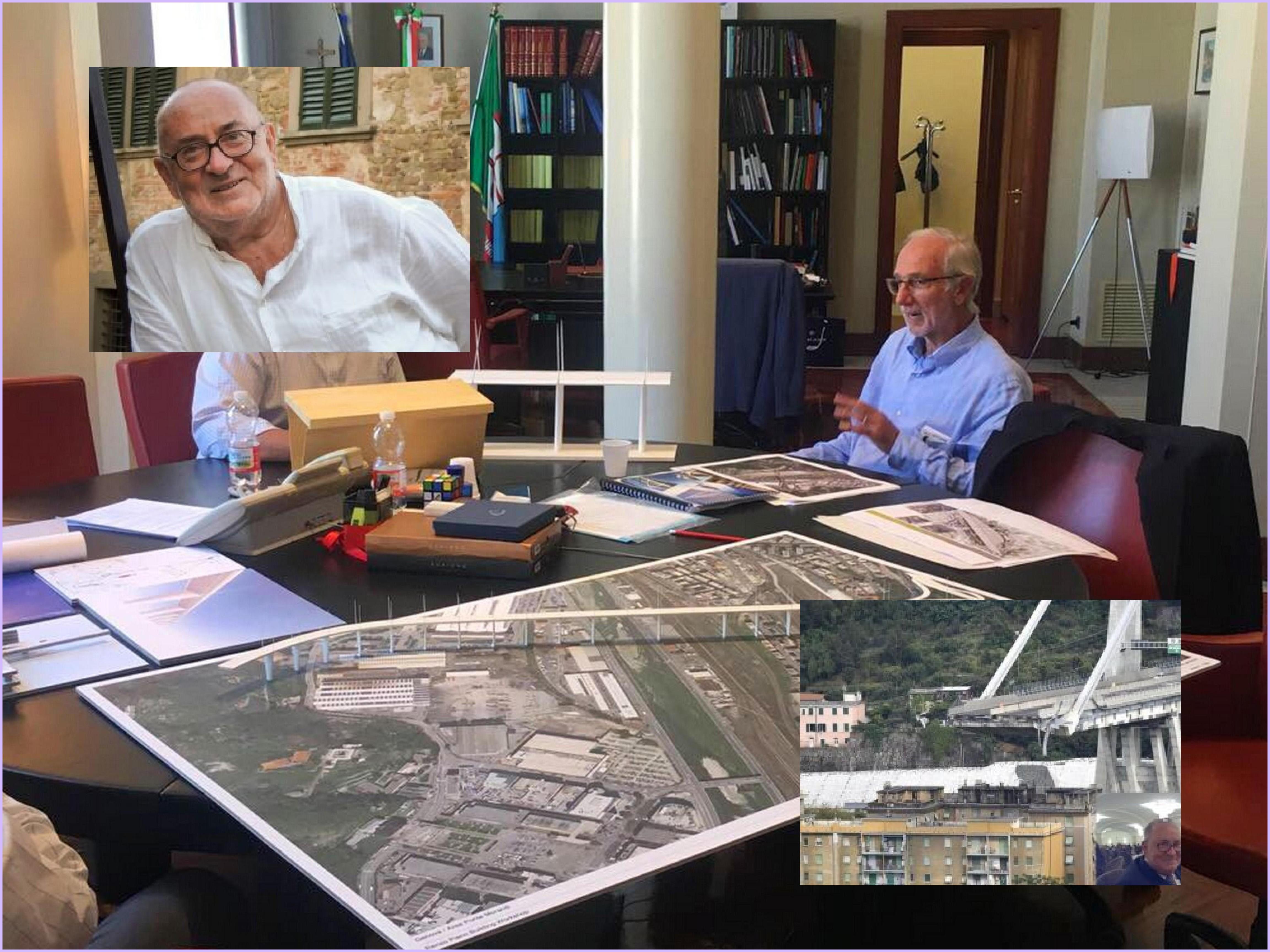 Con renzo piano genova sceglierebbe l architettura dell for Ovvio arredamento roma