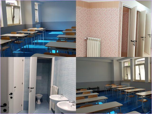 Nuova Aule Scuola Landolfi