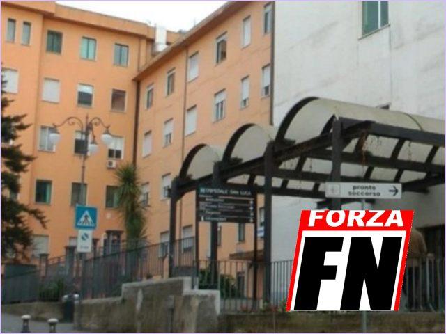 Ospedale Vallo della Lucania-FN