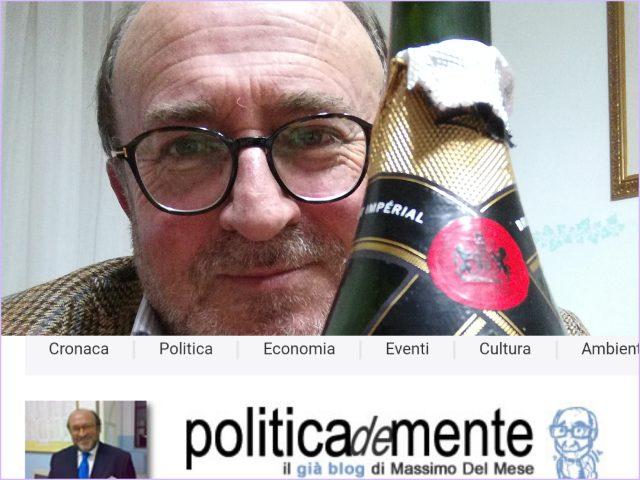 POLITICAdeMENTE-Massimo Del Mese