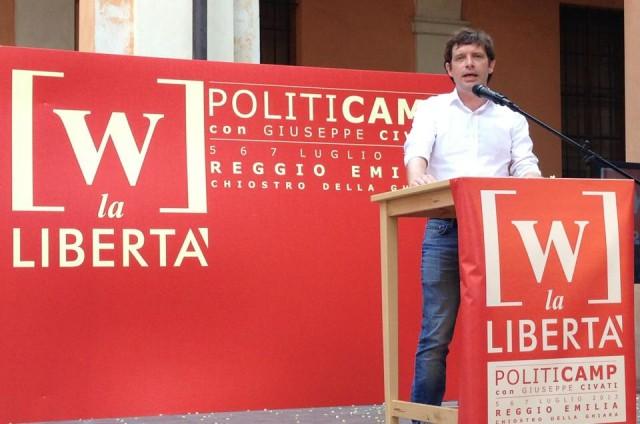 pippo-civati-politicamp