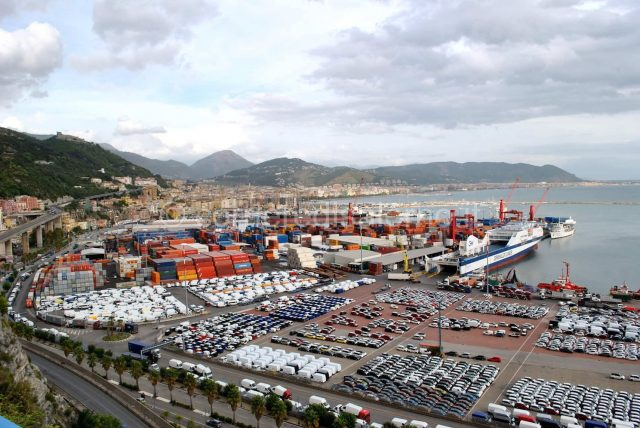 porto salerno-FAI