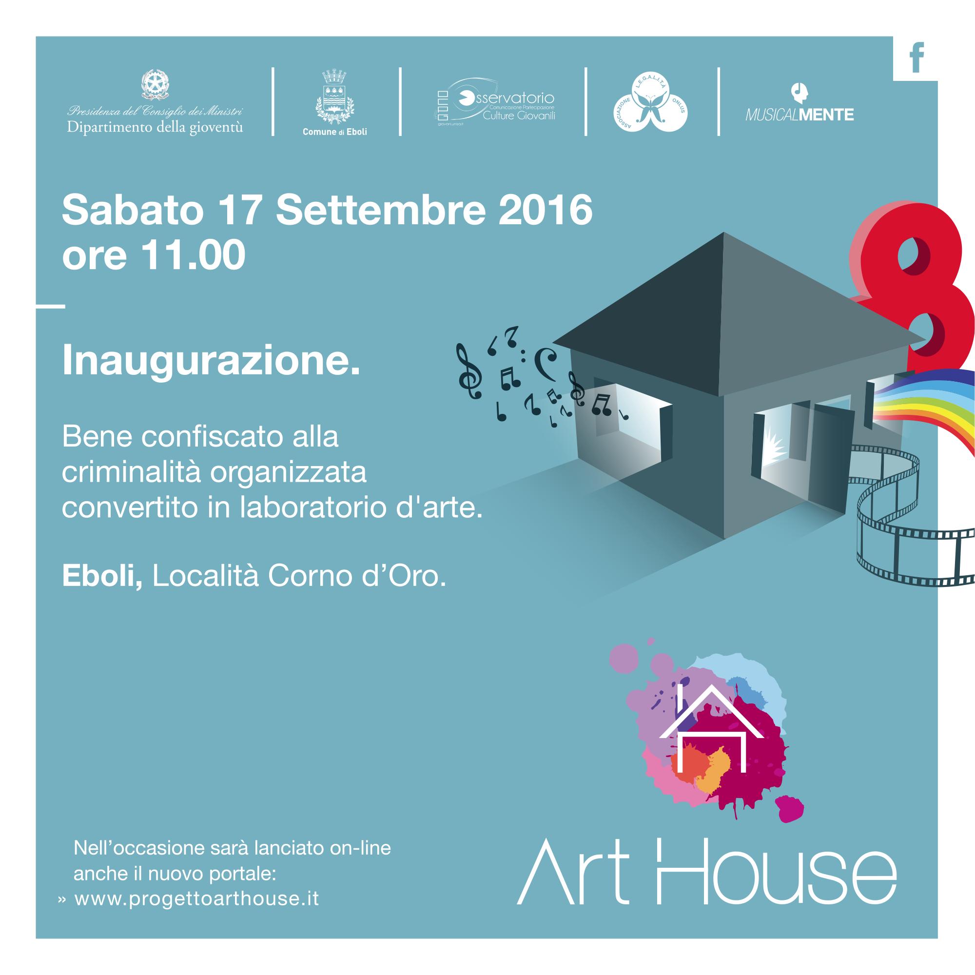 ArtHouse_inaugurazione