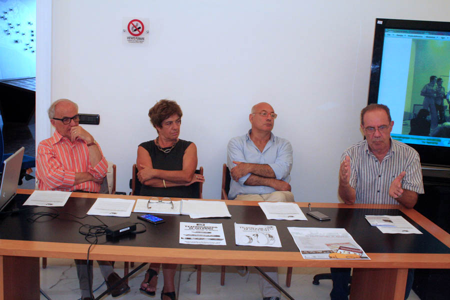 prof. Franco Tozza - dott.ssa Rosa Carafa - dott. Michele Faiella - Prof. Attilio Bonadies
