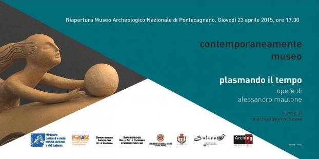 riapertura Museo etrusco Pontecagnano-Mautone