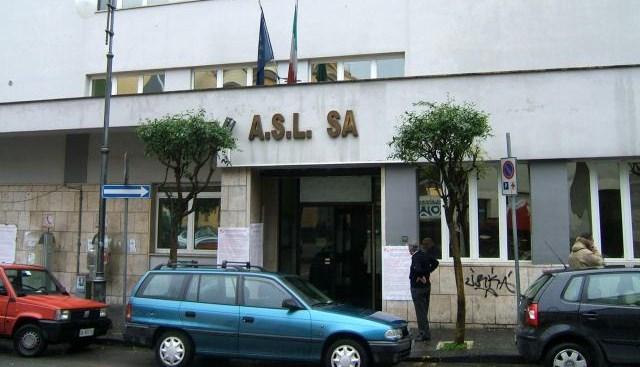 ASL Salerno Via Nizza