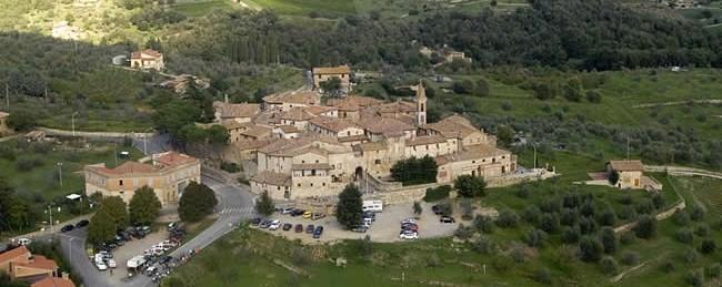 Il borgo di San Gusmé