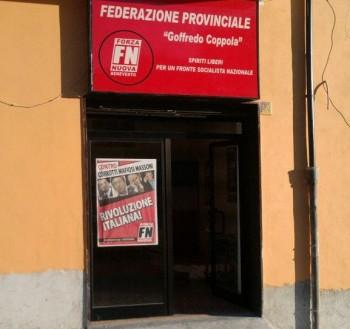 sede Fn Benevento
