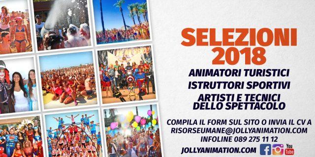 Animatori turistici-selezioni-2018