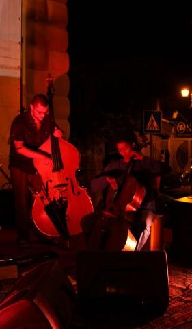 serata Jazz-movida ebolitana-universal bar-amarcord wine bar