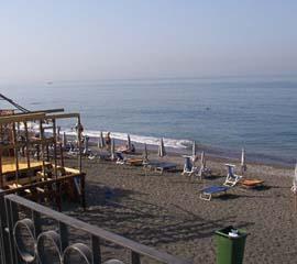 Marina di Eboli Spiaggia