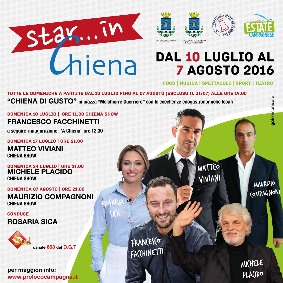 star in chiena