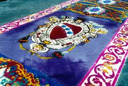 tappeti di Segatura-Calvanico