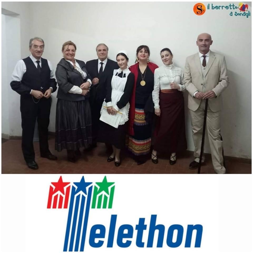 Teatro Samarcanda - Telethon