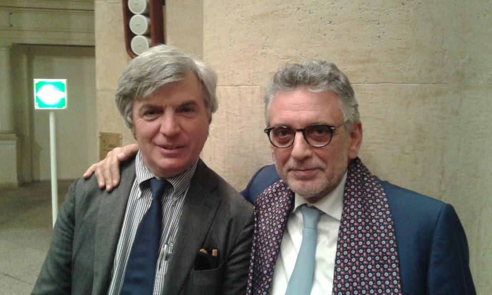 Davide Zoggia-Michele Ragosta