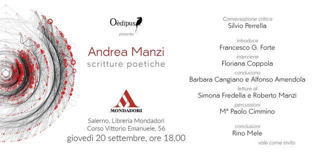Le scritture di Andrea Manzi