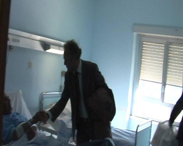visita Ai pazienti-Ospedale Roccadaspide